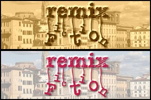 Remix Fiction